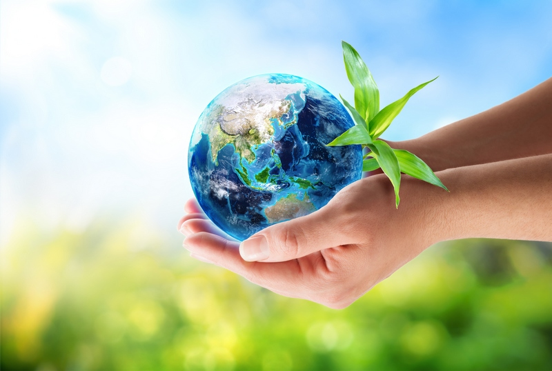 ES parama aplinkosaugai